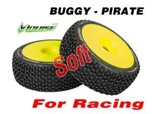 Louise 1/8 B-PIRATE Soft Compound (2P)