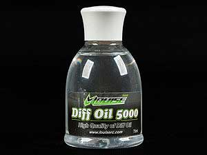 Louise Silicon Diff Oil 5000 #L-T216 (75ml)