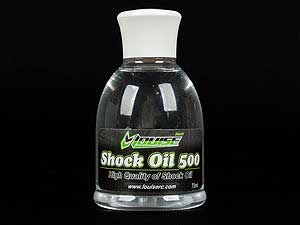 Louise Silicon Shock Oil 500 #L-T209