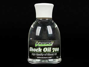 Louise Silicon Shock Oil 700 #L-T212