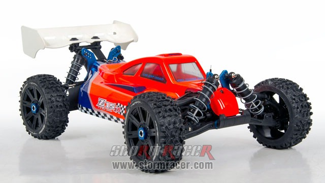 MZX-8 Buggy 1/8 EP + GT-2 002