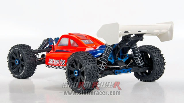 MZX-8 Buggy 1/8 EP + GT-2 006
