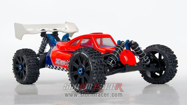 MZX-8 Buggy 1/8 EP + GT-2 008