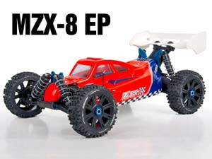 MZX-8 Buggy 1/8 Electric 4WD (90km/h) 150A
