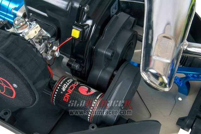North.30 DTT-7 Gas Car 1/5 Zenoah G320RC (4WD) 023