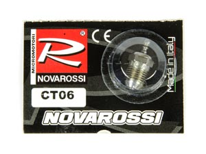 Bugi NovaRossi CT06 (Super Turbo Glow MEDIUM)
