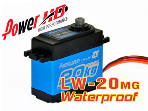 PowerHD Waterproof Servo LW-20MG