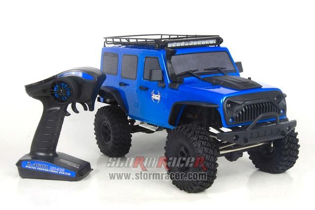 Jeep RGT Crawler 1/10 V.3 005