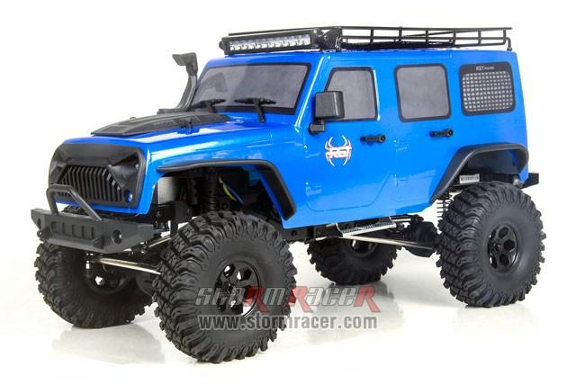 Jeep RGT Crawler 1/10 V.3 011