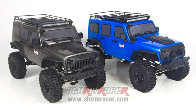 Jeep RGT Crawler 1/10 V.2 023