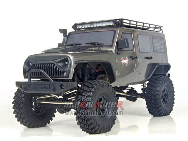 Jeep RGT Crawler 1/10 V.2 029