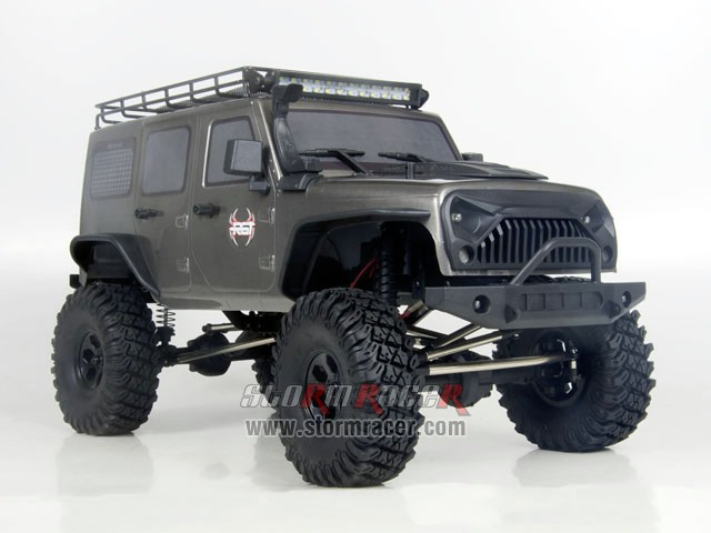 Jeep RGT Crawler 1/10 V.2 031