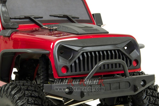 RGT Jeep 1/10 Crawler 014