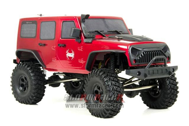RGT Jeep 1/10 Crawler 001