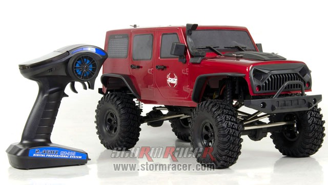 RGT Jeep 1/10 Crawler 005