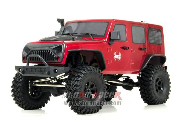 RGT Jeep 1/10 Crawler 006