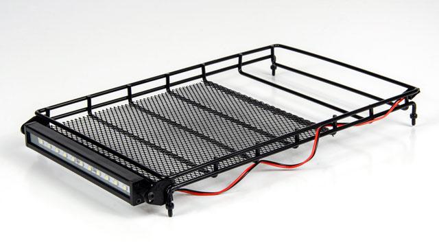 RGT Roof Rack & LED Lightbar #P860016 005
