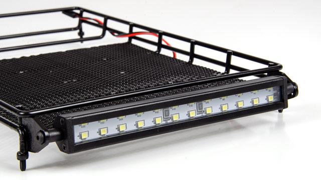 RGT Roof Rack & LED Lightbar #P860016 007