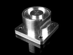 SH28P3 Rear Engine Housing CNC