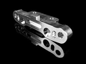 MBX-6 Rear Lower Arm Holder CNC #E0185