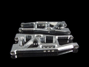 HBX Front Lower Arm CNC (Pair) #3378-P008-SR