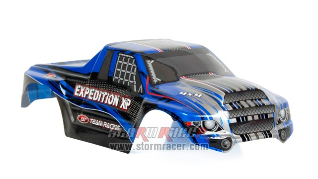 Body SST Expedition XP 002