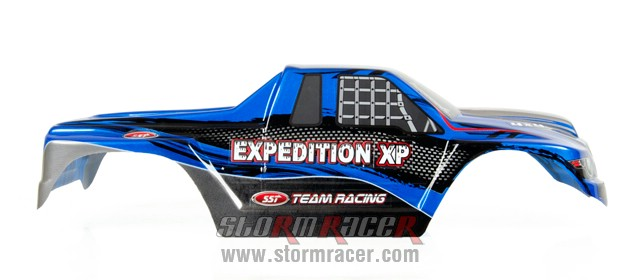 Body SST Expedition XP 003