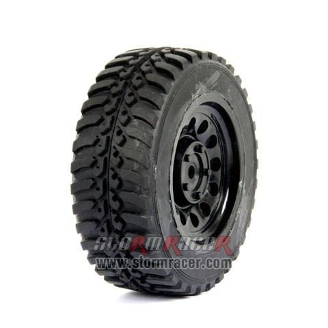 SST 1/10 Rally Tires Set (2P) 004