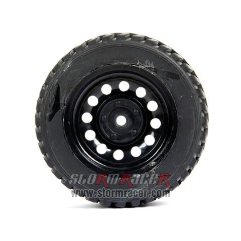 SST 1/10 Rally Tires Set (2P) 005