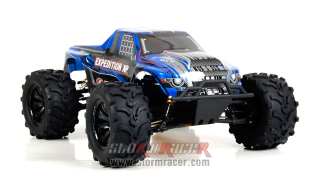 Body SST Expedition XP 001