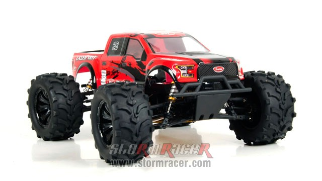 SST Truck 1-10 Brushless 60A 001