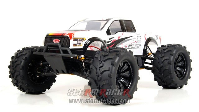 SST Truck 1-10 Brushless 60A 002