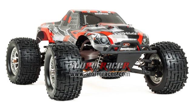 SST Nitro Monster 1/10 phiên bản nâng cấp