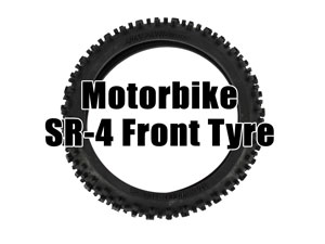 RS-4 Front Tire #RB-A025