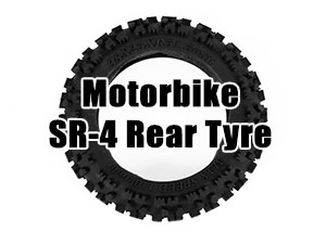 RS-4 Rear Tire #RB-E013