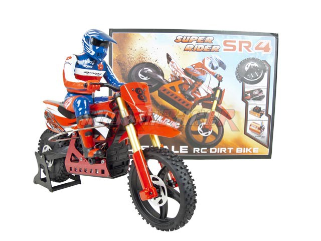Super Rider SR-4 Brushless RTR 1/4 scale