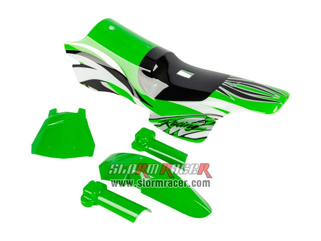 Body Shell Sets for Super Rider SR-4 001