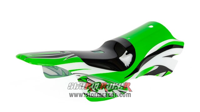 Body Shell Sets for Super Rider SR-4 002