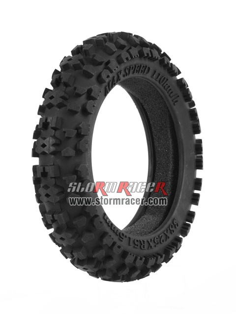 Rear Tyre for Super Rider SR-4 007
