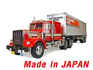 Tamiya 1/14 RC King Hauler (FULL RTR)