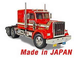 Tamiya 1/14 RC King Hauler (KIT #56301)