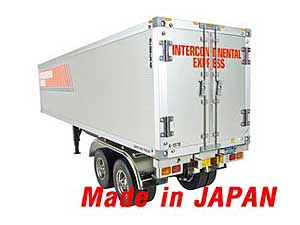 Tamiya 1/14 Semi-Trailer for Truck (KIT #56302)