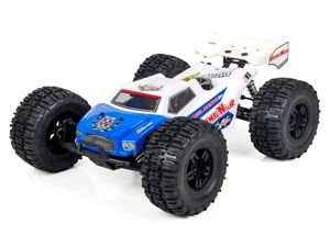Truggy X2 BOOSTER Nitro Alpha.28 RC4GS