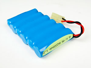 VB-Power Ni-MH Battery 2000mAh 7,2V jack Tamiya