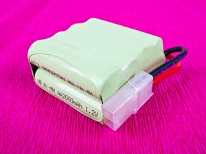 VB Power Ni-MH Battery 2000mAh 9.6V