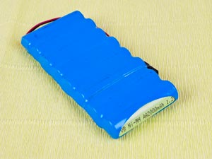 VB-Power Ni-MH Battery 2000mAh 9.6V for TX