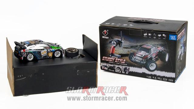 Rally 1/28 Racing Combo 2 chiếc 002