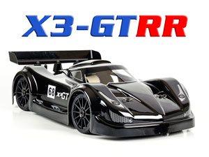 Super Racing Nitro X3-GTRR 130km/h RTR