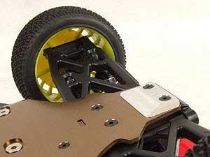 HongNor Skid Plate CNC XT-30D-SR (1P)
