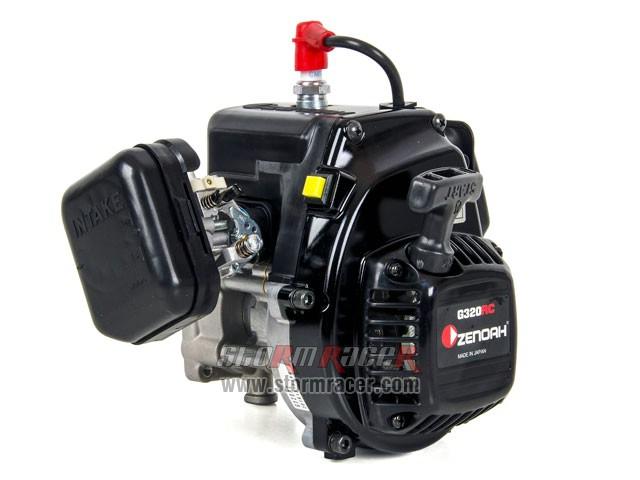 Zenoah G320RC Engine for Cars (32cc) 002